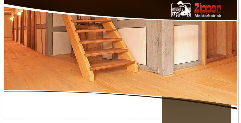 treppen parkett zipper parkettlegemeister hartmut. Black Bedroom Furniture Sets. Home Design Ideas